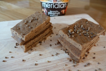 Easy vegan protein bars 2